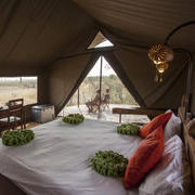 Jackalberry Tented Camp. Photo: Jackalberry Tented Camp