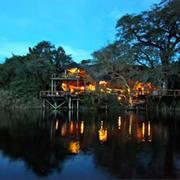 Lianshulu Lodge. Photo: Lianshulu Lodge