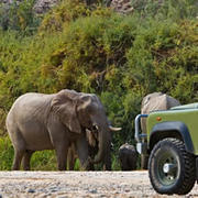 Okahirongo Elephant Lodge. Photo: Okahirongo Elephant Lodge