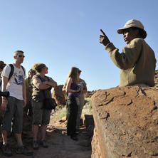 Uibasen Twyfelfontein Conservancy. Photo: NACSO/WWF