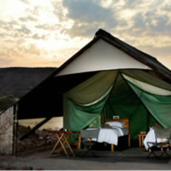 Etendeka Mountain Camp. Photo: Etendeka Mountain Camp