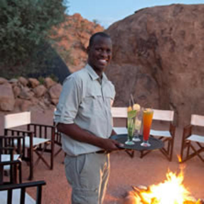 Mowani Mountain Camp. Photo: Mowani Mountain Camp